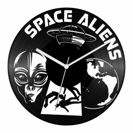 UFO bakelit óra
