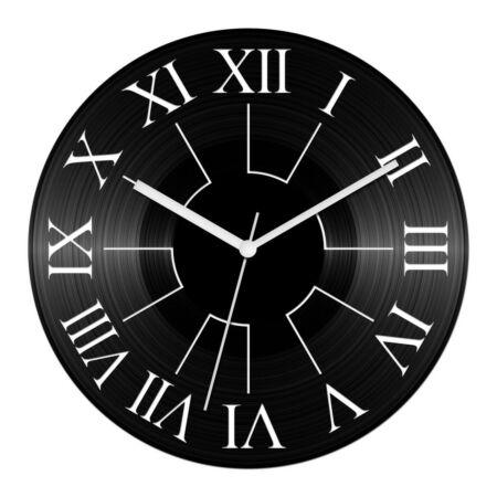 Római számos bakelit óra