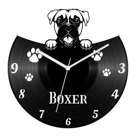 Boxer bakelit óra