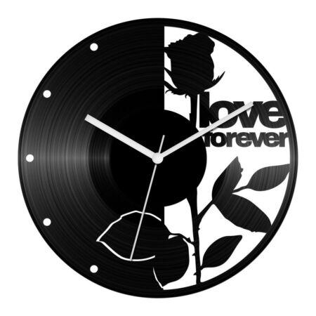 Love forever bakelit óra