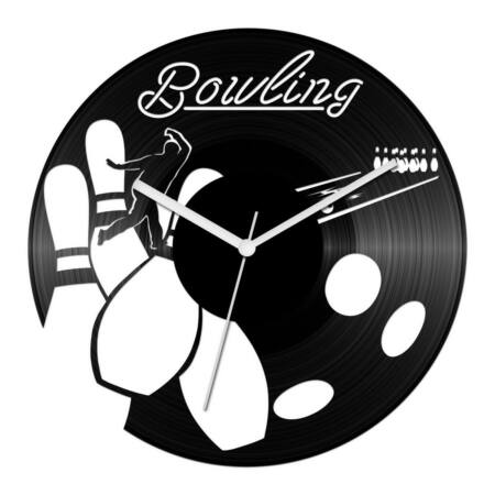 Bowling bakelit óra