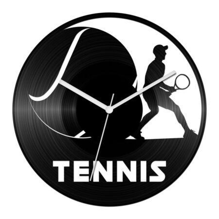 Teniszes bakelit óra
