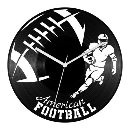 American football bakelit óra