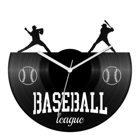 Baseball league bakelit óra
