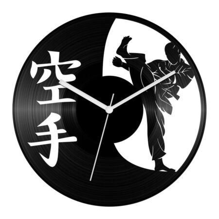 Karate bakelit óra