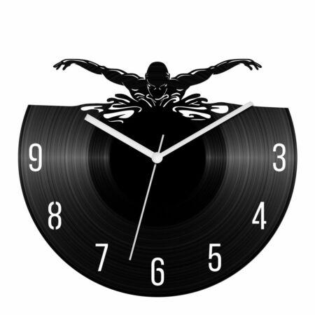 Pillangóúszó bakelit óra