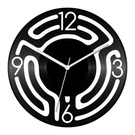 Labirintus bakelit óra