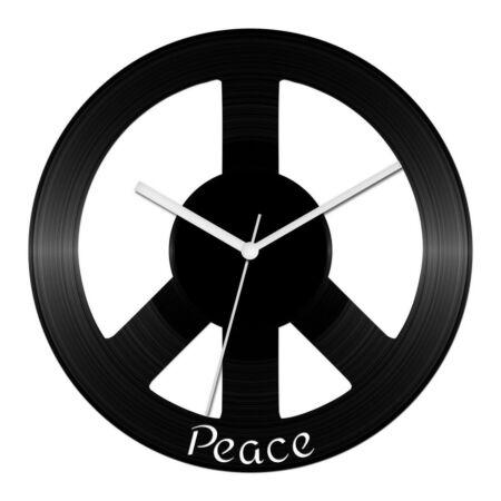 Peace bakelit óra