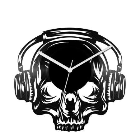 A zene örök bakelit óra