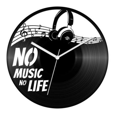 No music, no life bakelit óra