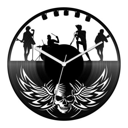 Rock forever bakelit óra