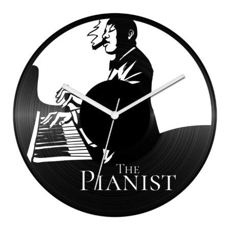Zongorista bakelit óra
