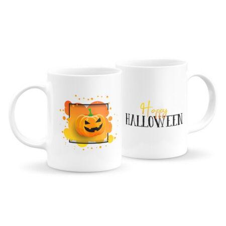 Happy halloween bögre 2