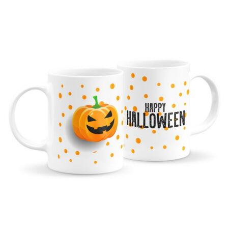 Happy halloween bögre 3