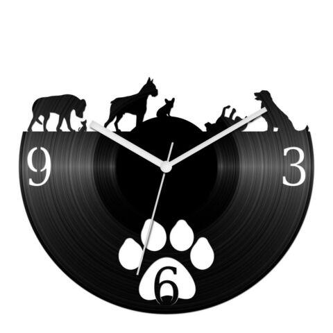Kutyás bakelit óra