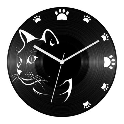 Okos cica bakelit óra
