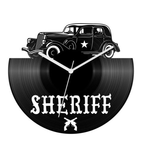 Retro car - Sheriff bakelit óra