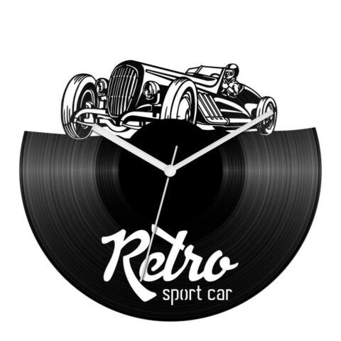 Retro sport autó bakelit óra
