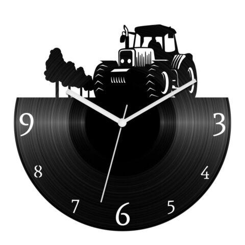 Traktor bakelit óra