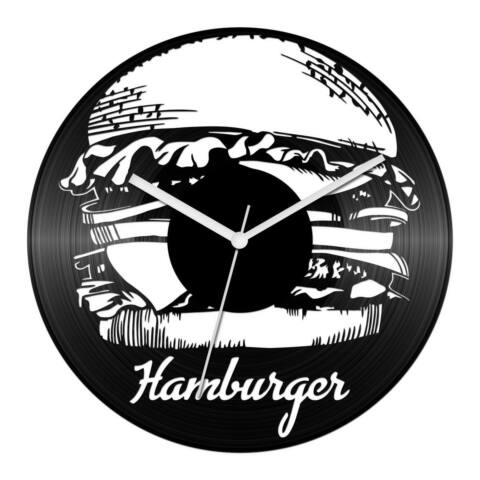 Hamburger bakelit óra