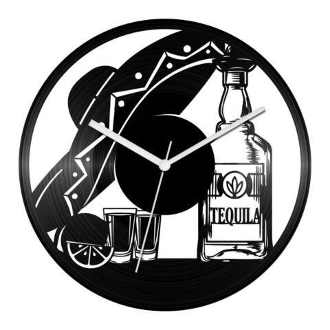 Tequila bakelit óra