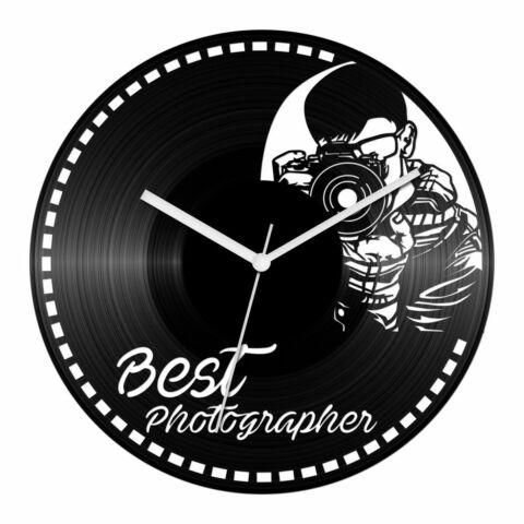 Legjobb fotós bakelit óra