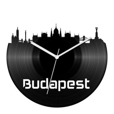 Budapest bakelit óra