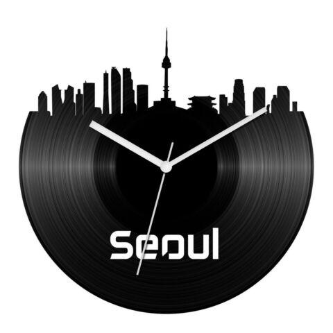 Seoul bakelit óra