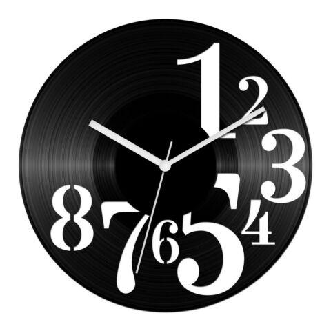 Nyolc számos bakelit óra