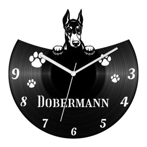 Dobermann bakelit óra