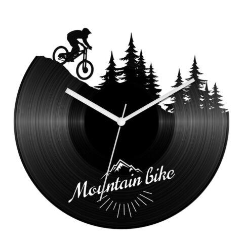 Mountain bike - suhanás bakelit óra