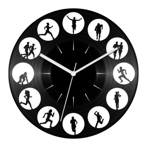 Futós bakelit óra