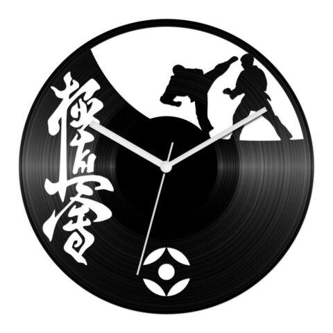 Kyokushin karate bakelit óra