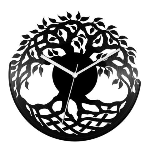 Az élet fája bakelit óra