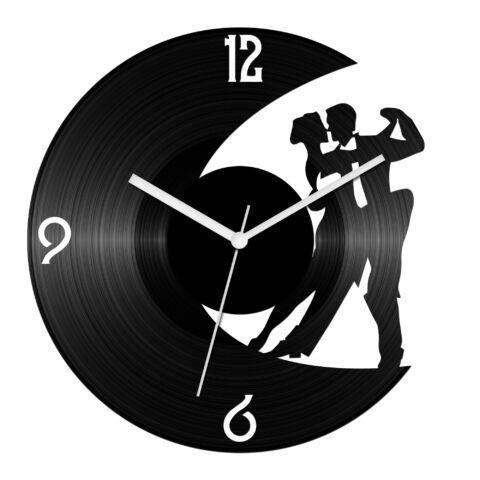 Táncos bakelit óra