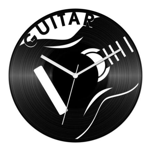 Gitár bakelit óra