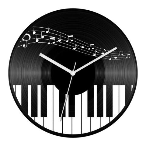Zongora bakelit óra