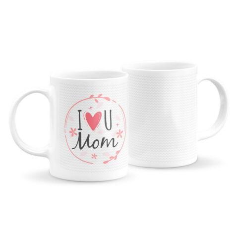 Szeretlek anya logós bögre 1.