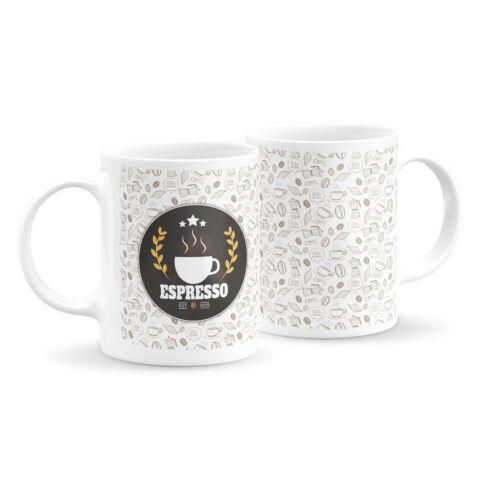 Emblémás kávés bögre 3