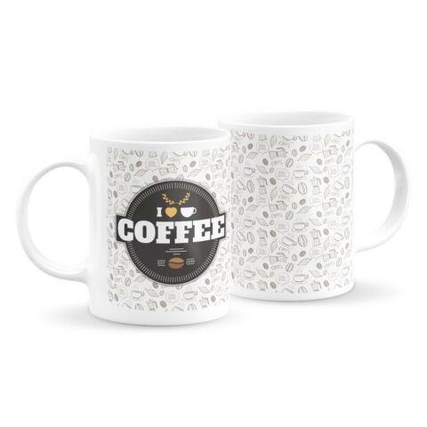 Emblémás kávés bögre 4