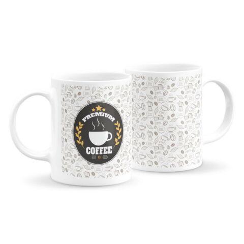 Emblémás kávés bögre 5