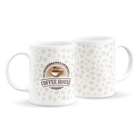 Logós kávés bögre 3