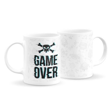 Game over feliratos bögre 2