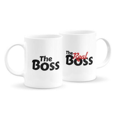 Ki a főnök páros bögre