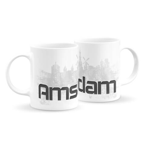 Amszterdam bögre