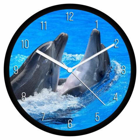 Delfines falióra - számos