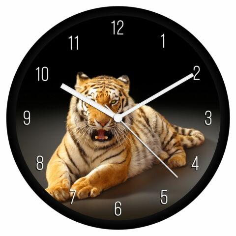 Hasaló tigris falióra - számos