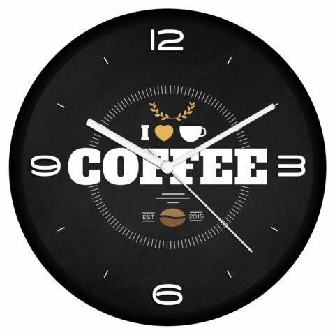 Kávé logós falióra 1