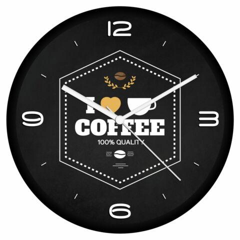 Kávé logós falióra 3